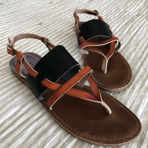 Mossimo Supply Co. Shoes - Strappy Sandals